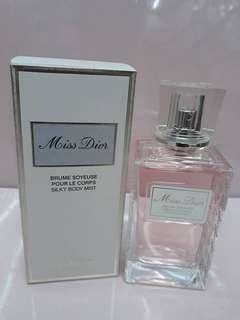 Miss Dior Silk Body Mist
