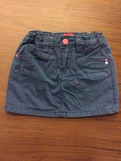 MIKI Kids Girls Skirt