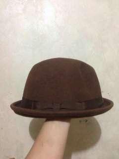 Classic Hat (Dark Brown)