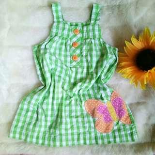 Butterfly Dress (2t)