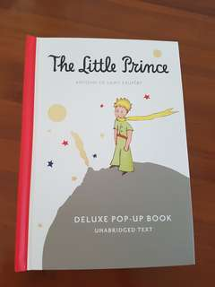 The Little Prince deluxe pop up edition