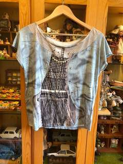 franche lippee tee