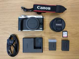(BIB) Canon Eos M6 Camera
