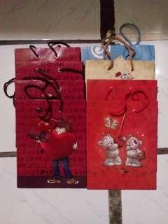 Paper bag seri Love