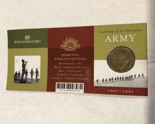 Australian Army 紀念幣