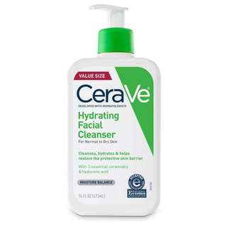 Cerave  Facial Hydrating Cleanser 保濕潔面乳 473ml