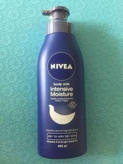 Nivea body moisturizer Brand New