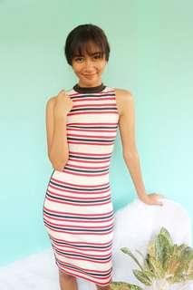 Jolie Fille bodycon dress