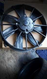 Golden Dragon 6701 Aircon Fan motor Assy