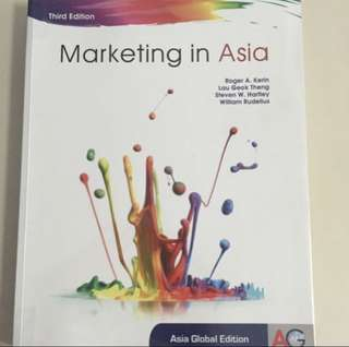 MKT1705 Marketing In Asia