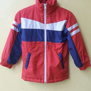 Bubble jacket from JAPAN
