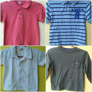 40 EACH ASSORTED TOPS