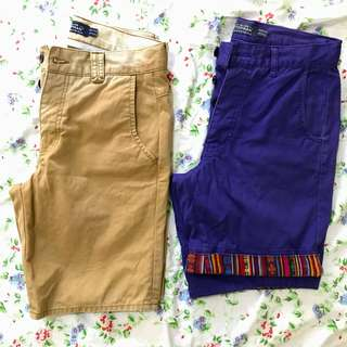 As pack topman shorts