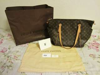 Authentic Totally GM Louis Vuitton LV