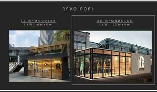 Revo POP-UP/Kiosk