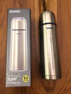 Termos Zojirushi Vacuum Flask 500ml/Termos Bayi Jepang