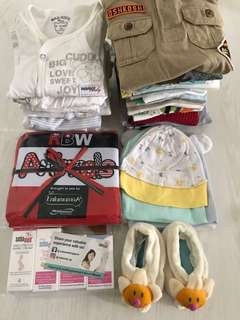 Bundle newborn to 12 months