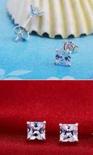 韓國925純銀耳環