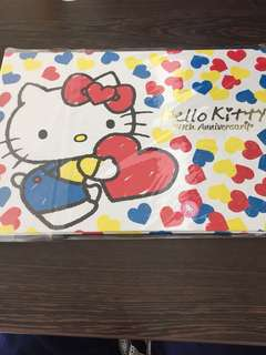 Hello kitty 40th anniversary stamps