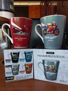 Honda重機經典馬克杯