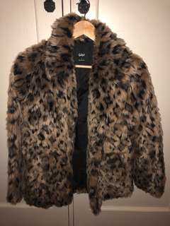 BRAND NEW FUR COAT