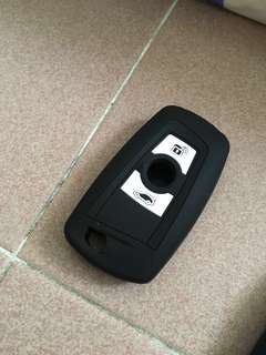 BMW key rubber cover / pouch