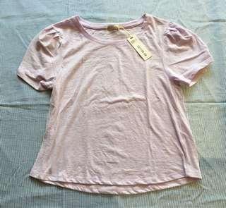 NEW Cotton On Light Purple Top
