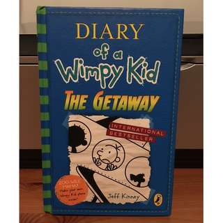 Diary of A Wimpy Kid - The Gateaway (Hardcover)