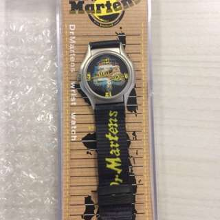 Dr martens crown graphic watch