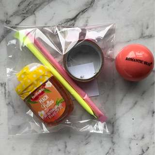 Bath and body works pocketbac and lipbalm