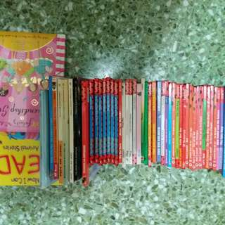 Preschool english reader