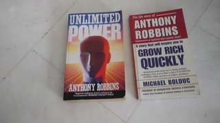 Anthony Robbins-Unlimited Power
