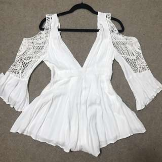 PLAYSUIT size 10