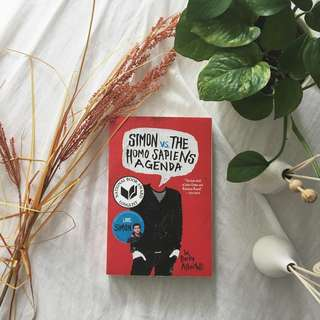 [Audiobook] Simon vs. the Homo Sapiens Agenda by Becky Albertalli
