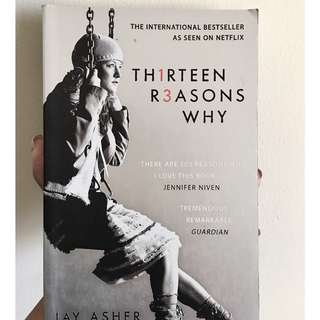 [Audiobook] Thirteen Reasons Why by Jay Asher
