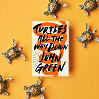 [Audiobook] Turtles All the Way Down by John Green