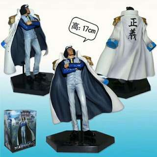 Admiral Aokiji, One Piece Figure