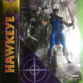 Marvel Diamond Select - Hawkeye