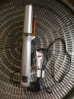 In Styler rotating iron