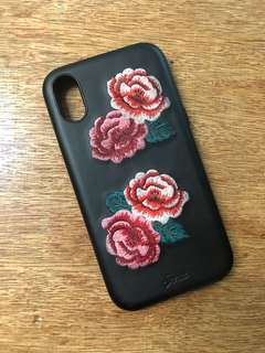 Sonix Embroidered Flora casing for iPhone X