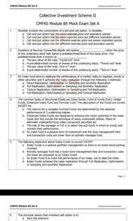 M8A Mock Questions