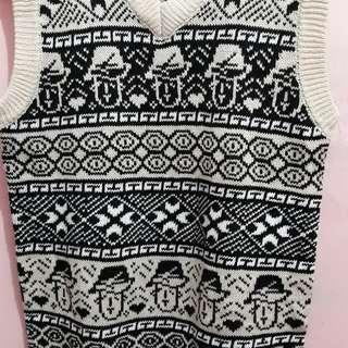 Sweater abstrak