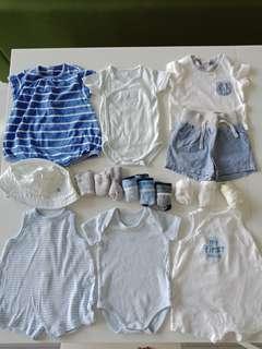 Baby Clothes bundle 1-3 months