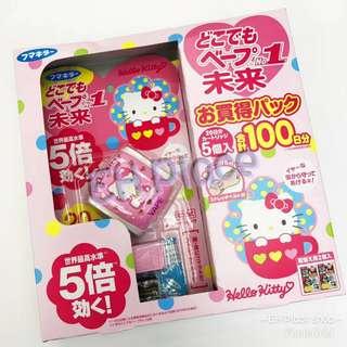 Hello Kitty手錶款便攜電子驅蚊