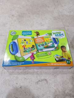 🚚 Brand new in box Leapstart Interactive Learning System