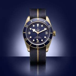 Tudor Black Bay Bronze Bucherer LE ( brand new)