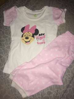 8 PCS BUNDLE!!! 3-6 months baby's sleep wear