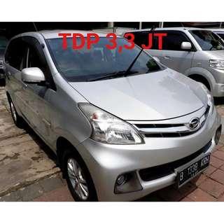 Daihatsu Xenia 1300 R Dlx-MT 2015 Tdp 3.3 jt
