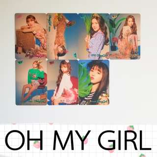 Oh my girl yescard