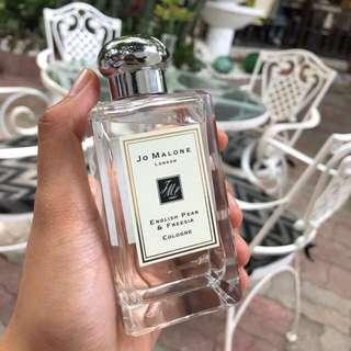 Perfume tester: Jo Malone English Pear & Freesia